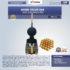 Jual Mesin Telur Gas (Gas Egg Machine) MKS-CI55 Di Mataram