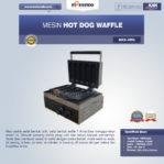 Jual Mesin Hot Dog Waffle MKS-HW5 di Mataram