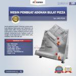 Jual Mesin Pembuat Adonan Bulat Pizza MKS-PDS30 di Mataram