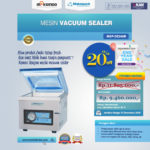 Jual Mesin Vacuum Sealer ( MSP-DZ260B) di Mataram