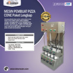 Jual Mesin Pembuat Pizza Cone Paket Lengkap di Mataram