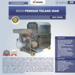 Jual Mesin Pemisah Tulang Ikan (FSH55) di Mataram