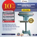 Jual Pedal Sealing Machine (PFS-F600) Di Mataram