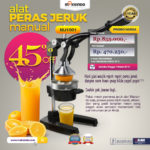 Jual Alat Pemeras Jeruk Manual (MJ1001) di Mataram
