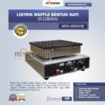 Jual Mesin Waffle Listrik Bentuk Hati 25 Lubang MKS-HSW25E Di Mataram