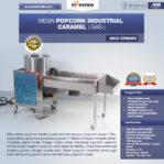 Jual Mesin Popcorn Industrial Caramel (Gas) – CRM800 di Mataram