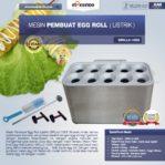 Jual Mesin Pembuat Egg Roll (Listrik) GRILLO-10SS di Mataram