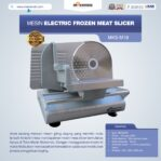 Jual Mesin Electric Frozen Meat Slicer MKS-M19 di Mataram