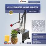 Jual Mesin Pengupas Nanas Industri di Mataram