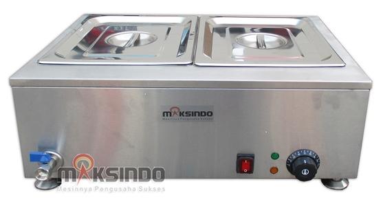 Jual Mesin Bain Marie Penghangat Makanan MKS-EBM22 di Mataram
