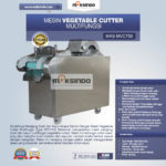 Jual Mesin Vegetable Cutter Multifungsi (Type MVC750) di Mataram