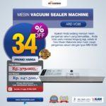 Jual Mesin Vacuum Sealer Machine ARD-VC85 di Mataram