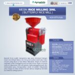 Jual Mesin Rice Milling 3in1 (Butterfly Rice Mill) AGR-BTFLY220 Mataram