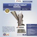 Jual Mesin Cetak Tablet Manual – MKS-TBL11 di Mataram