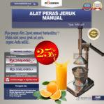Jual Alat Pemeras Jeruk Manual ARD-J22 di Mataram