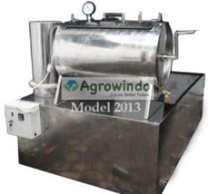 Jual Mesin Vacuum Frying Kapasitas 3.5 kg Untuk Keripik Buah di Mataram