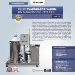 Jual Mesin Evaporator Vakum di Mataram