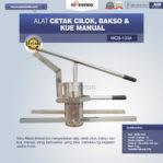 Jual Alat Cetak Cilok, Bakso dan Kue Manual di Mataram