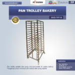 Jual Pan Trolley Bakery (MKS-TRY16) di Mataram