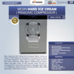 Jual Mesin Hard Ice Cream (HIC22) di Mataram