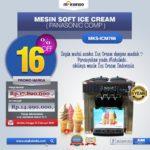Jual Mesin Soft Ice Cream ICM766 (Panasonic Comp) di Mataram