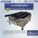 Jual Mesin Gas Egg Waffle GW66 di Mataram