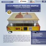Jual Mesin Pembuat Pancake Souffle (Souffle Machine) MKS-SFL01 di Mataram