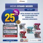 Jual Stand Mixer ARD-MR7 di Mataram