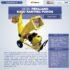 Jual Mesin Perajang Kayu Ranting – CP07 di Mataram