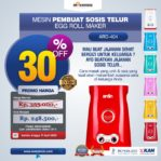 Jual Egg Roll Maker ARD-404 di Mataram
