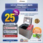Jual Pembuat Roti Bread Maker ARD-BM55X di Mataram