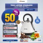 Jual Teko Listrik Stainless (Electrik Kettel) ARD-KT12 Di Mataram