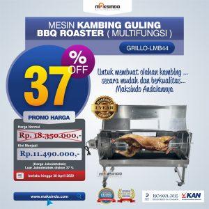 Jual Mesin Kambing Guling GAS (GRILLO-LMB44) di Mataram