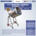 Jual Industrial Universal Blender 32 Liter di Mataram