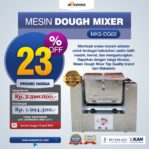 Jual Mesin Dough Mixer MKS-DG03 di Mataram