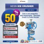 Jual Mesin Ice Crusher MKS-ISE15 di Mataram