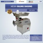 Jual Mesin Giling Daging MKS-MAT8 di Mataram