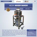 Jual Mesin Mixer Bakso MKS-MX2 di Mataram