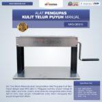 Jual Alat Pengupas Kulit Telur Puyuh Manual MKS-QEG15 di Mataram