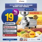 Jual Penepung Biji, Bumbu dan Herbal di Mataram