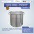 Jual Panci Masak Dan Stock Pot MKS-PP71 di Mataram
