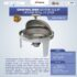 Jual Chafing Dish Bentuk Bulat (Round Roll) 6 Liter di Mataram