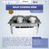 Jual Soup Chafing Dish MKS-SCD2 di Mataram