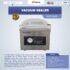 Jual Vacuum Sealer MSP-VS26B di Mataram