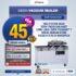 Jual Vacuum Sealer Double Seal DZ400T/2CB di Mataram